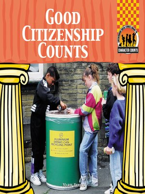 cover image of Good Citizenship Counts