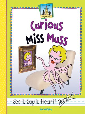cover image of Curious Miss Muss