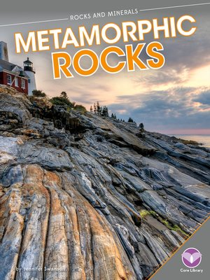 cover image of Metamorphic Rocks