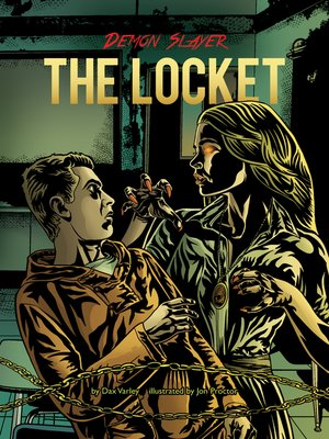 cover image of Book 3: The Locket