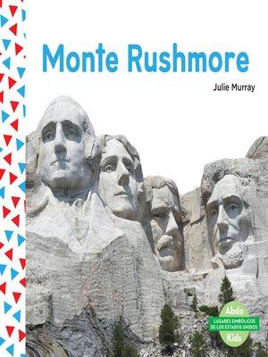 cover image of Monte Rushmore (Mount Rushmore)