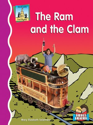 cover image of Ram and the Clam