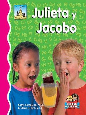cover image of Julieta y Jacobo