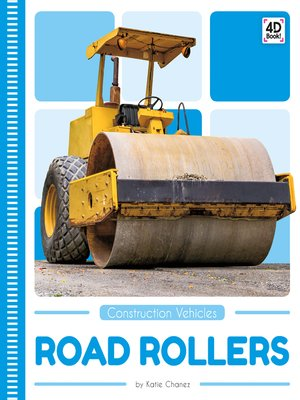 cover image of Road Rollers