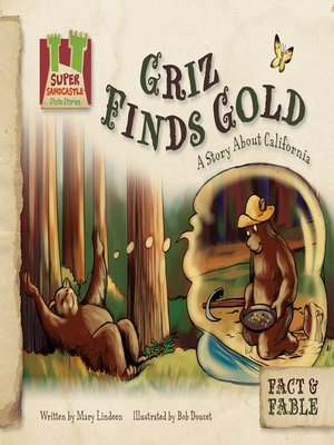 cover image of Griz Finds Gold