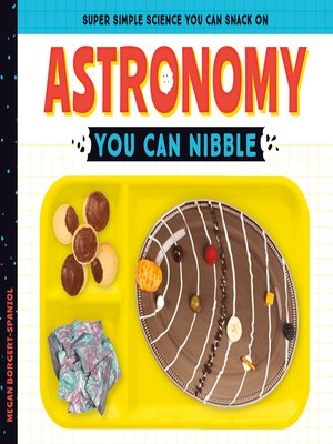 cover image of Astronomy You Can Nibble
