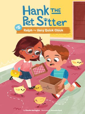 cover image of Book 5: Ralph the Very Quick Chick
