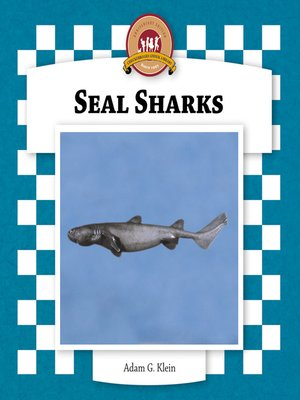 cover image of Seal Sharks
