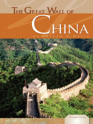 cover image of Great Wall of China