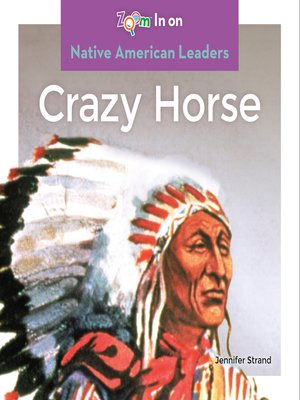 cover image of Crazy Horse