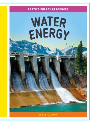 cover image of Water Energy