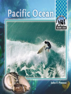 cover image of Pacific Ocean