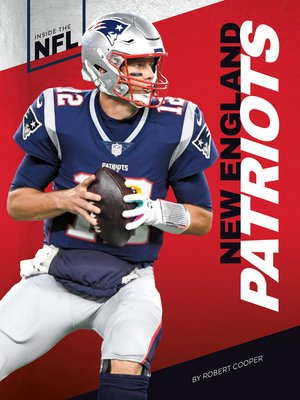 cover image of New England Patriots