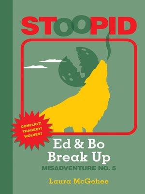cover image of Ed & Bo Break Up
