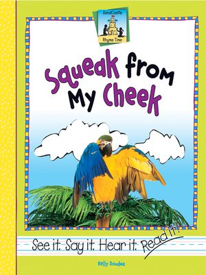 cover image of Squeak from my Cheek