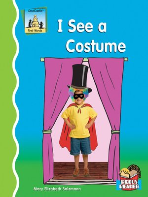 cover image of I See a Costume