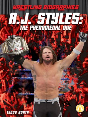 cover image of A.J. Styles