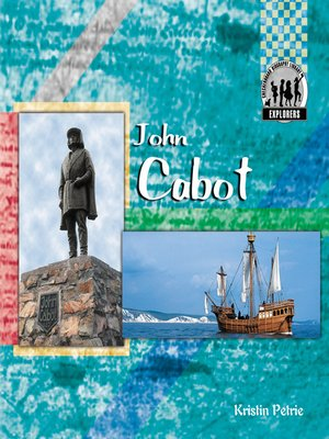 cover image of John Cabot