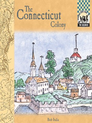 cover image of Connecticut Colony