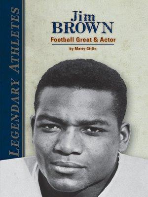 cover image of Jim Brown