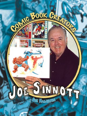 cover image of Joe Sinnott