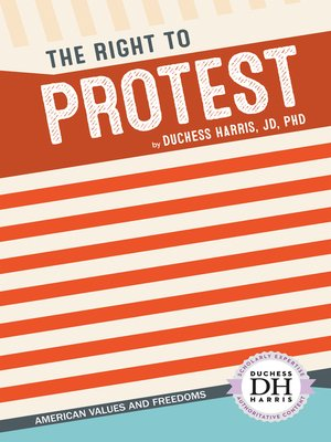 cover image of The Right to Protest