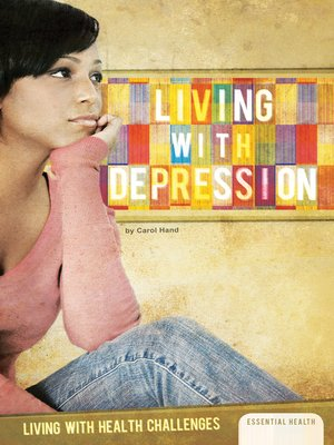 cover image of Living with Depression