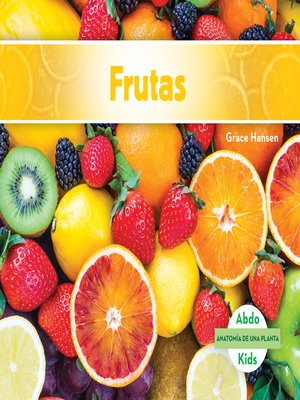 cover image of Frutas (Fruits )