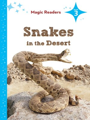 cover image of Snakes in the Desert