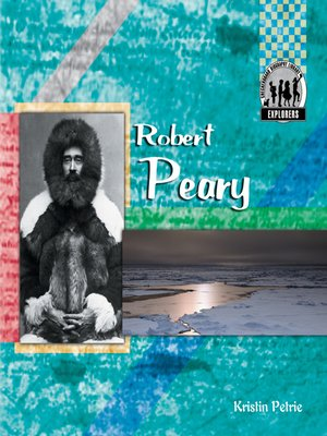 cover image of Robert Peary