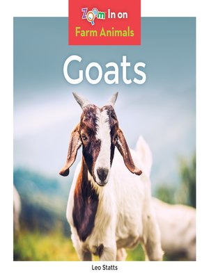 cover image of Goats