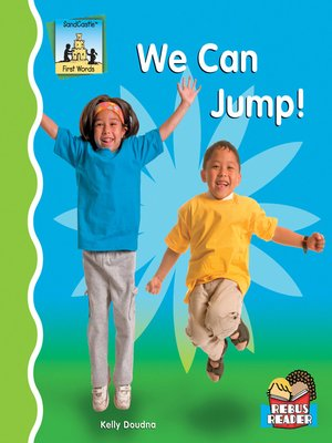 cover image of We Can Jump!