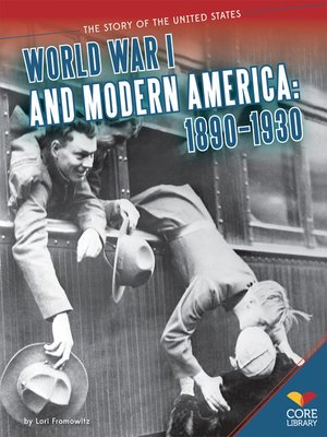 cover image of World War I and Modern America