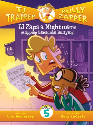 cover image of TJ Zaps a Nightmare