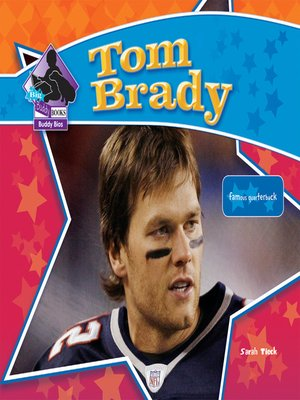 cover image of Tom Brady