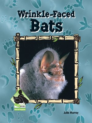 cover image of Wrinkle-Faced Bats