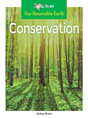 cover image of Conservation