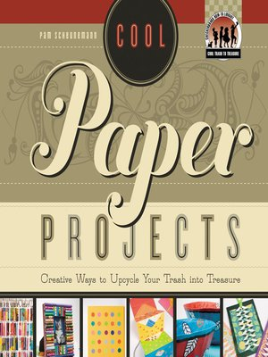 cover image of Cool Paper Projects
