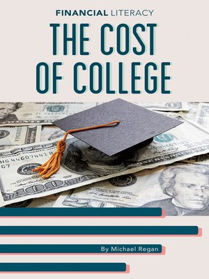 cover image of The Cost of College