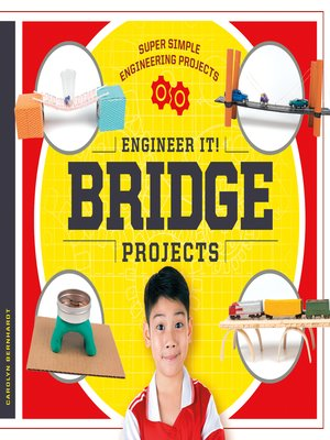cover image of Engineer It! Bridge Projects