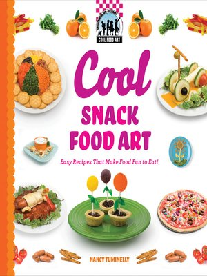 cover image of Cool Snack Food Art
