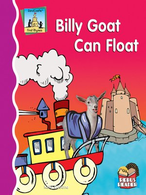 cover image of Billy Goat Can Float