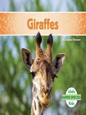 cover image of Giraffes