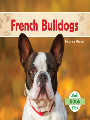 cover image of French Bulldogs
