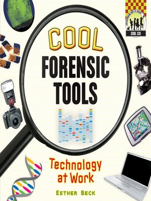 cover image of Cool Forensic Tools