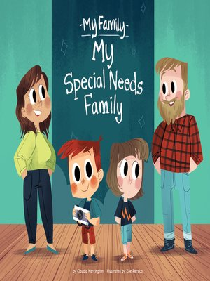 cover image of My Special Needs Family