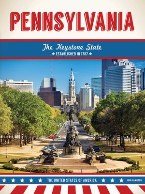 cover image of Pennsylvania