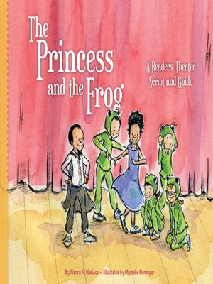 cover image of Princess and the Frog