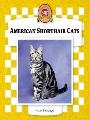 cover image of American Shorthair Cats
