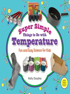 cover image of Super Simple Things to Do with Temperature